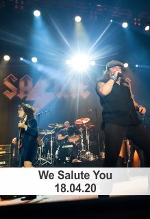 We Salute You - World's Biggest Tribute to AC/DC