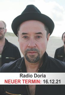 Jan Josef Liefers & Band: Radio Doria - Nah 2021
